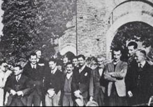 Persone internate nel castello di Montechiarugolo e persone del paese