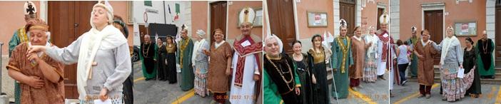 Gli amici della bema Montechiarugolo Parma