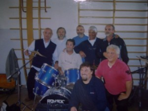 Gruppo musicale  Seabat