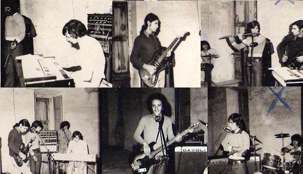 Gruppo Musicale Seabat,1972