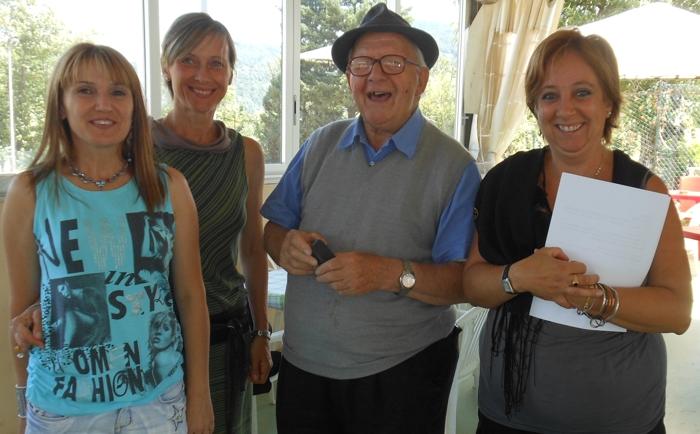 Don Gianni e le ragazze della Bema
