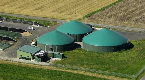 impianto bio gas