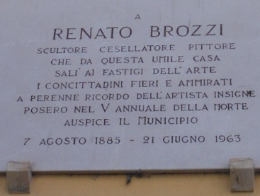 Renato Brozzi-Pittore traversetolo