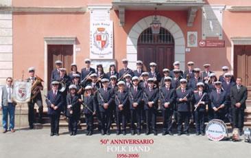 Candian folk band San Geminiano