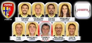 Parma calciobalilla
