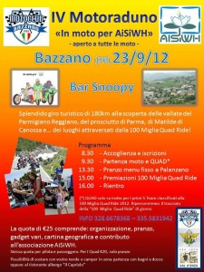 Bazzano PR moto raduno 2012