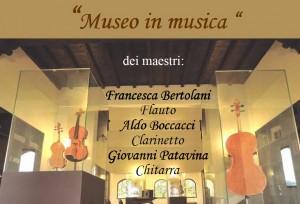 Museo della musica,Noceto 2012