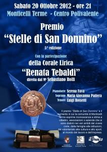 stelle di San Donnino 2012