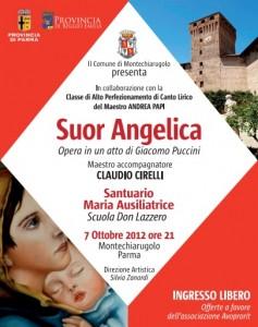Suor Angelica ,locandina