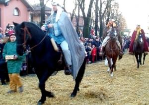 I re Magi. foto di Nicoletta Fogolla