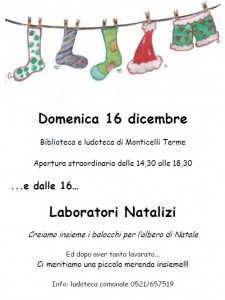 biblioteca Monticelli terme 2012