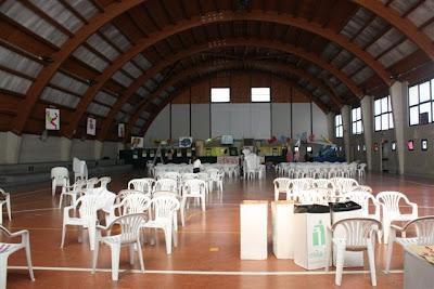 palestra di Basilicagoiano