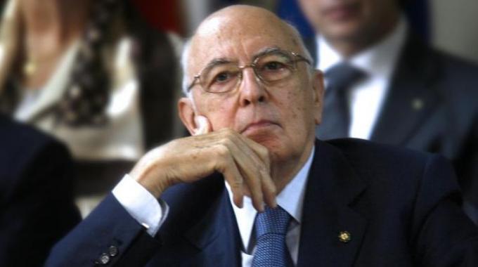 Presidente della repubblica G.Napolitano
