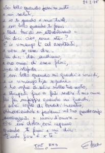 Montechiarugolo,San Valentino sotto il castello Anni 1970