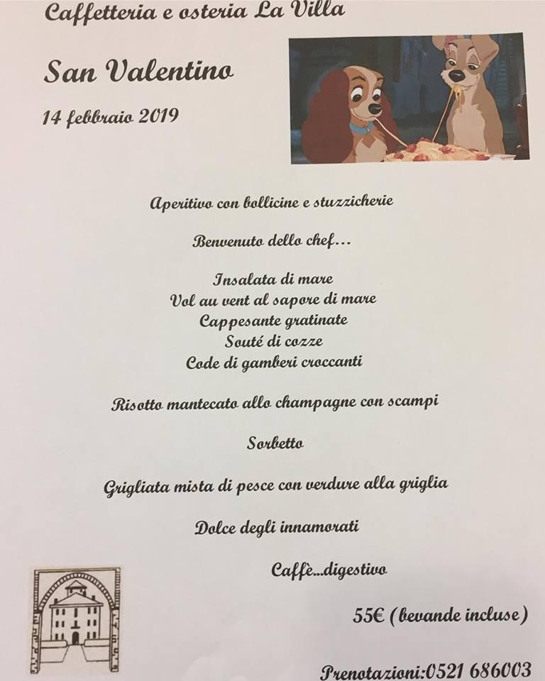 San Valentino 14 febbraio 2019- Montechiarugolo