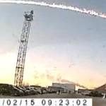 meteore sugli urali 2013