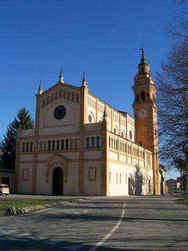 Madonna dell'Olmo Montecchio Emilia