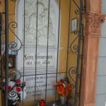 Maestà, edicola sacra, Madonna con bambino,Monticelli Terme 2013