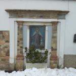 Maestà, Madonna su abitazione,San Geminiano Pr 2013