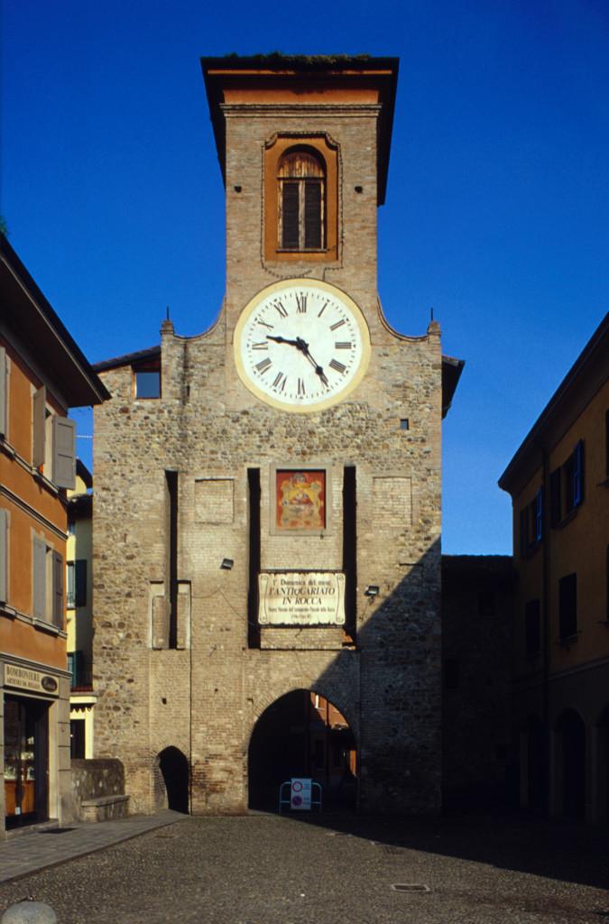 torre dell'orologio San Polo
