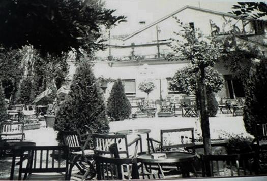 Dancing bar giardino 1957-monticelli terme 1