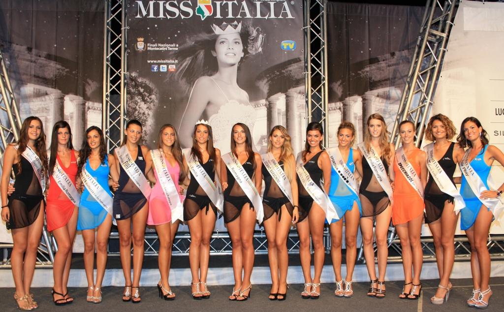 Miss-Italia.-La-squadra-Emilia-Romagna.