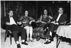 Dancing Giardino Monticelli terme anni 60
