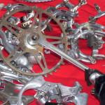 Scambio internazionale delle biciclette- Monticelli terme 2013