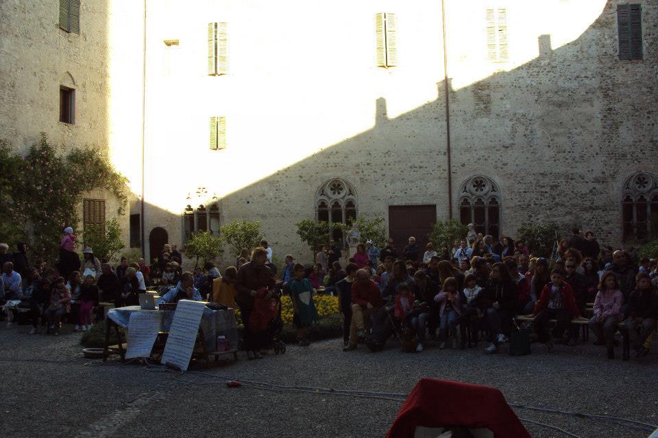 Amici della Bema- Castello di Montechiarugolo 2013