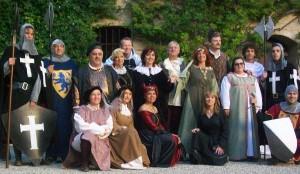 Amici delle Bema- castello di Montechiarugolo 2013