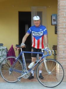 Jean Claude Maggio da Marseille alla polverosa 2013