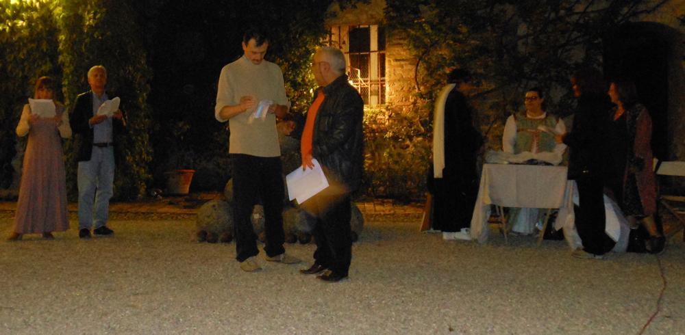 """Compagnia amatoriale """"gli amici della Bema"""" 2013 Montechiarugolo"""