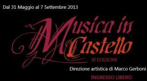 musica in castello