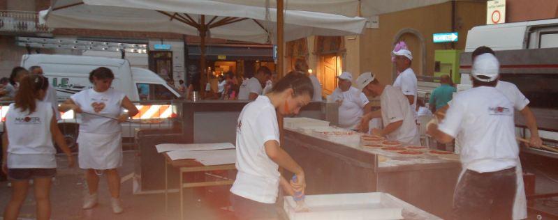 pizza  montecchio 2013