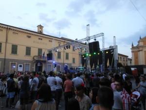 Pizza anama e core 2013 Montecchio Emilia