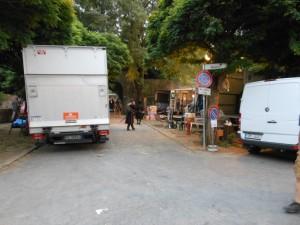 Montechiarugolo riprese Borgia 2013