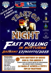 Traktor Bazzano 2013