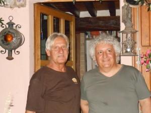 Richard e Giuseppe