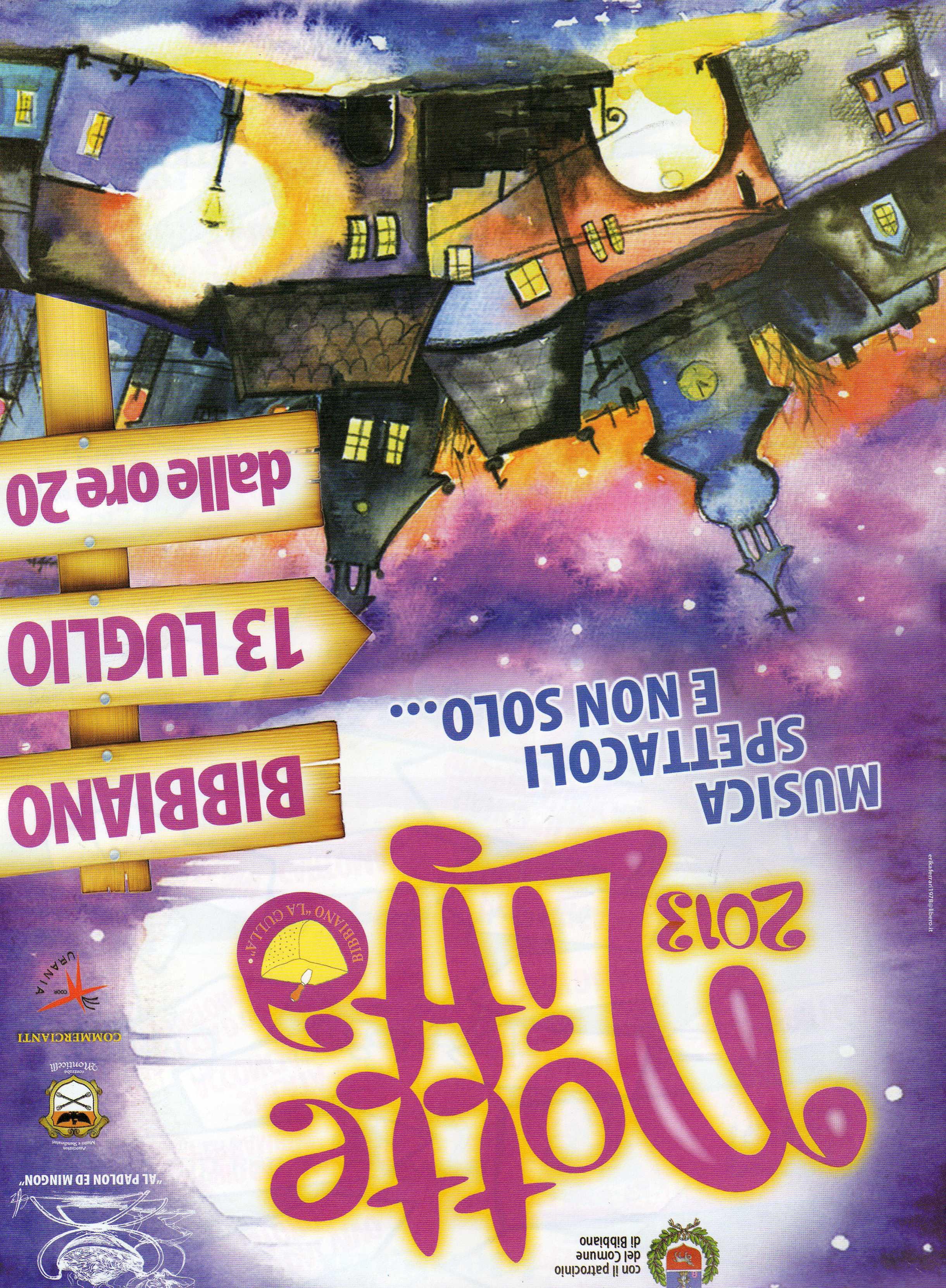 Notte liffa 2013 Bibbiano RE