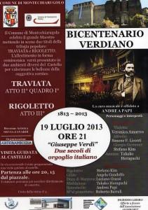 Bicentenario Montechiarugolo 2013