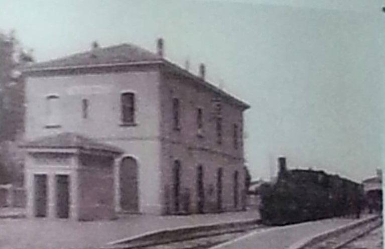 Ferrovia Vapore Parma Montecchio