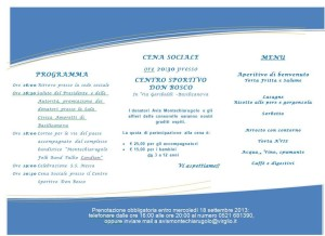 avis Montechiarugolo 2013