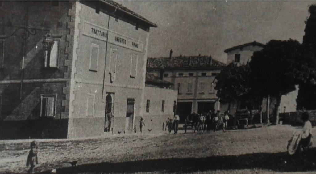 Trattoria Umberto 1 Montechiarugolo