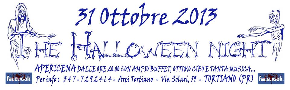 Hallowen Tortiano 2013