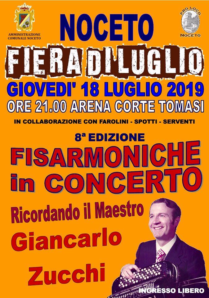 ZUCCHI Giancarlo, fisarmonicista (Noceto, 1938 -Monticelli Terme, 9 dic. 1996)