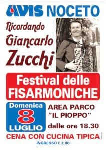 Giancarlo Zucchi fisarmonicista