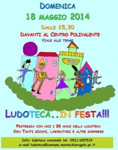 Monticelli terme ludoteca 2014