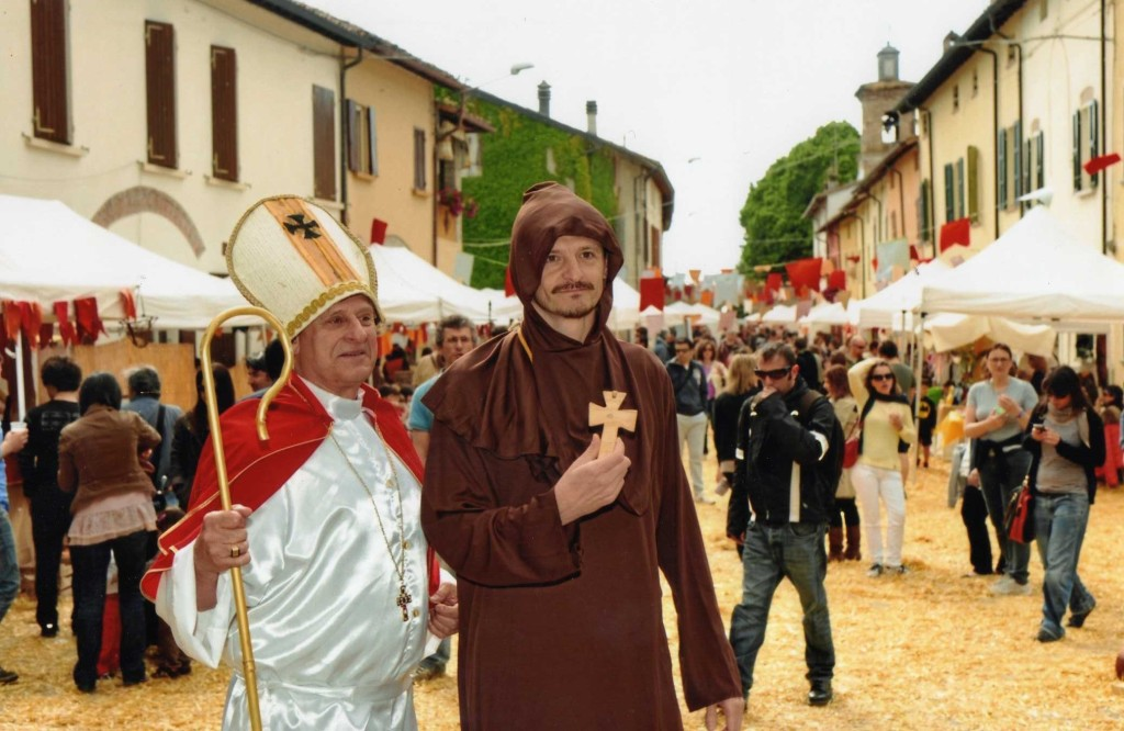 Alla corte della Fata Bema - festa medioevale - Montechiarugolo