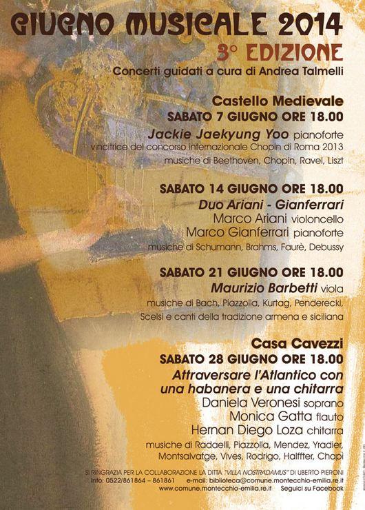 Montecchio Emilia 2014