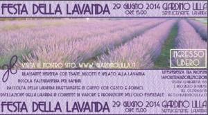FESTA DELLA LAVANDA  2014